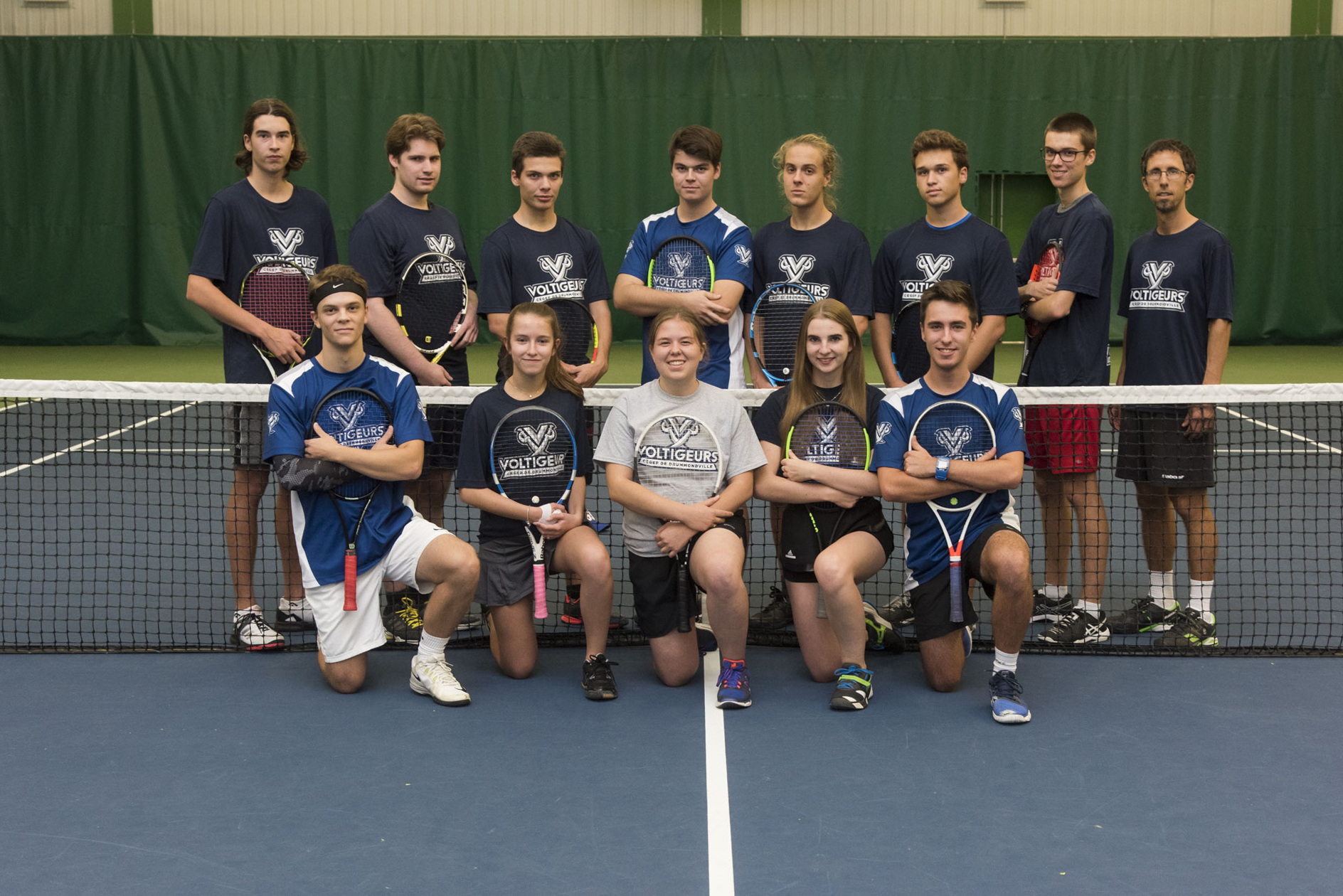 Tennis - Photo équipe